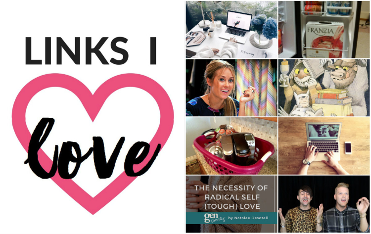 February Links I Love on Coming Up Roses, featuring
