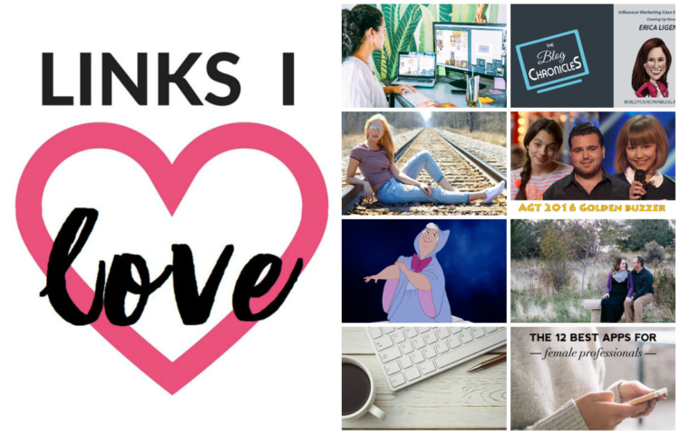 June Links I Love on Coming Up Roses, featuring