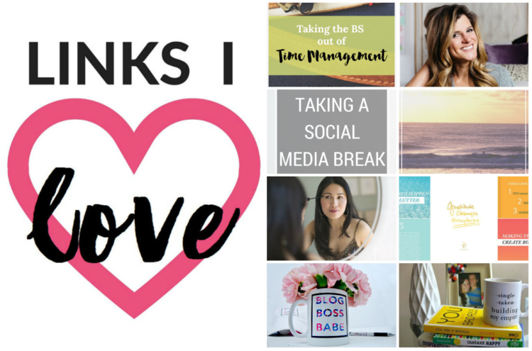 August 2016 Links I Love on Coming Up Roses