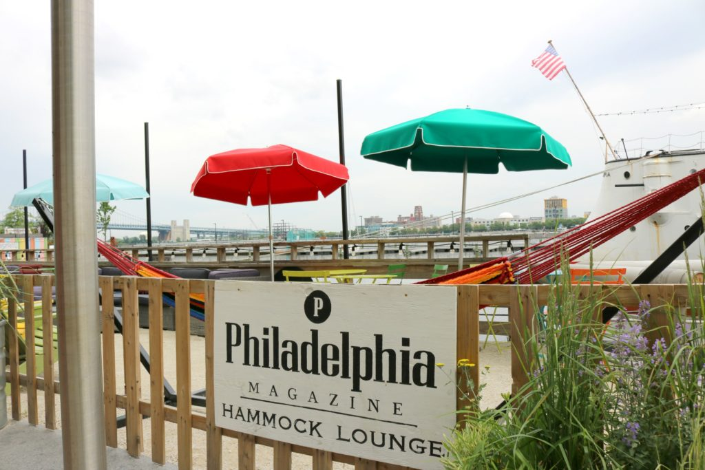 5 Easy Meals for Busy People - Mrs. T's Pierogies at Spruce Street Harbor Park