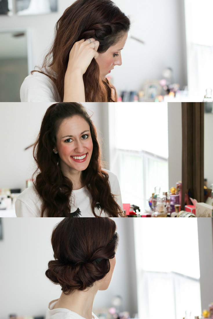 How to Style Growing Out Bangs - 5 Ways to Style Overgrown Bangs - 5 Ways to Style Overgrown Bangs by popular Philadelphia style blogger Coming Up Roses