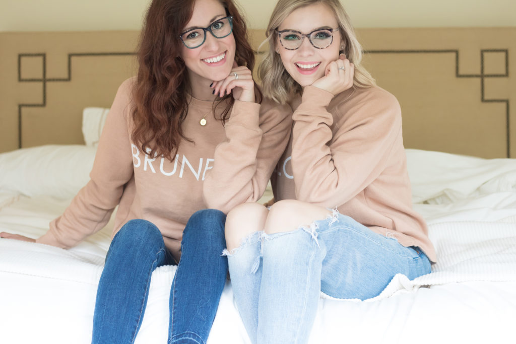How to Make Friends Online - New York Fashion Week with my Online Bestie featured by popular Philadelphia lifestyle blogger, Coming Up Roses