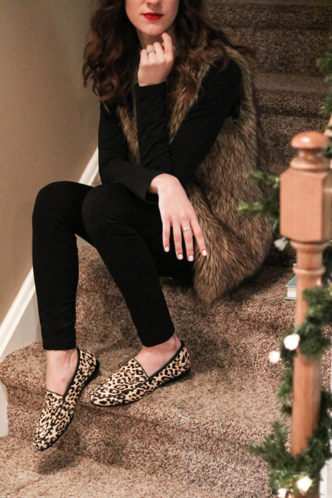 Sam Edelman Leopard Loafer