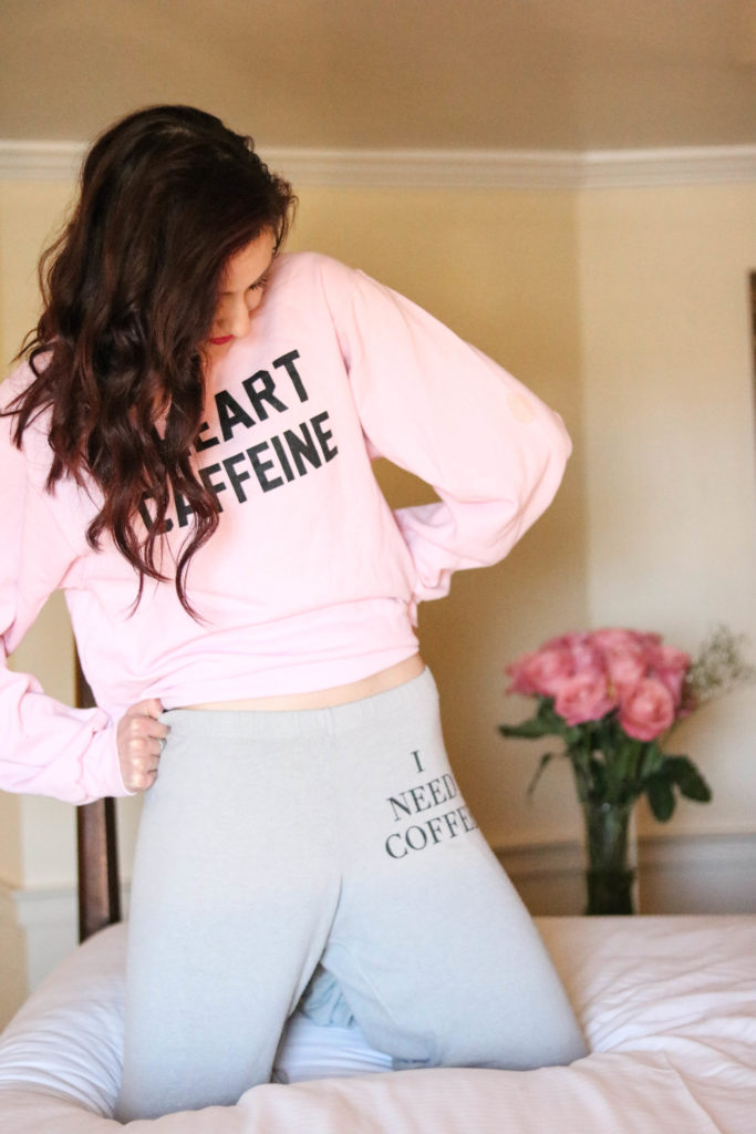 My Top 5 COZY AF pants - the best cozy leggings! - My Top 5 Favorite COZY Pants by popular Philadelphia Coming Up Roses