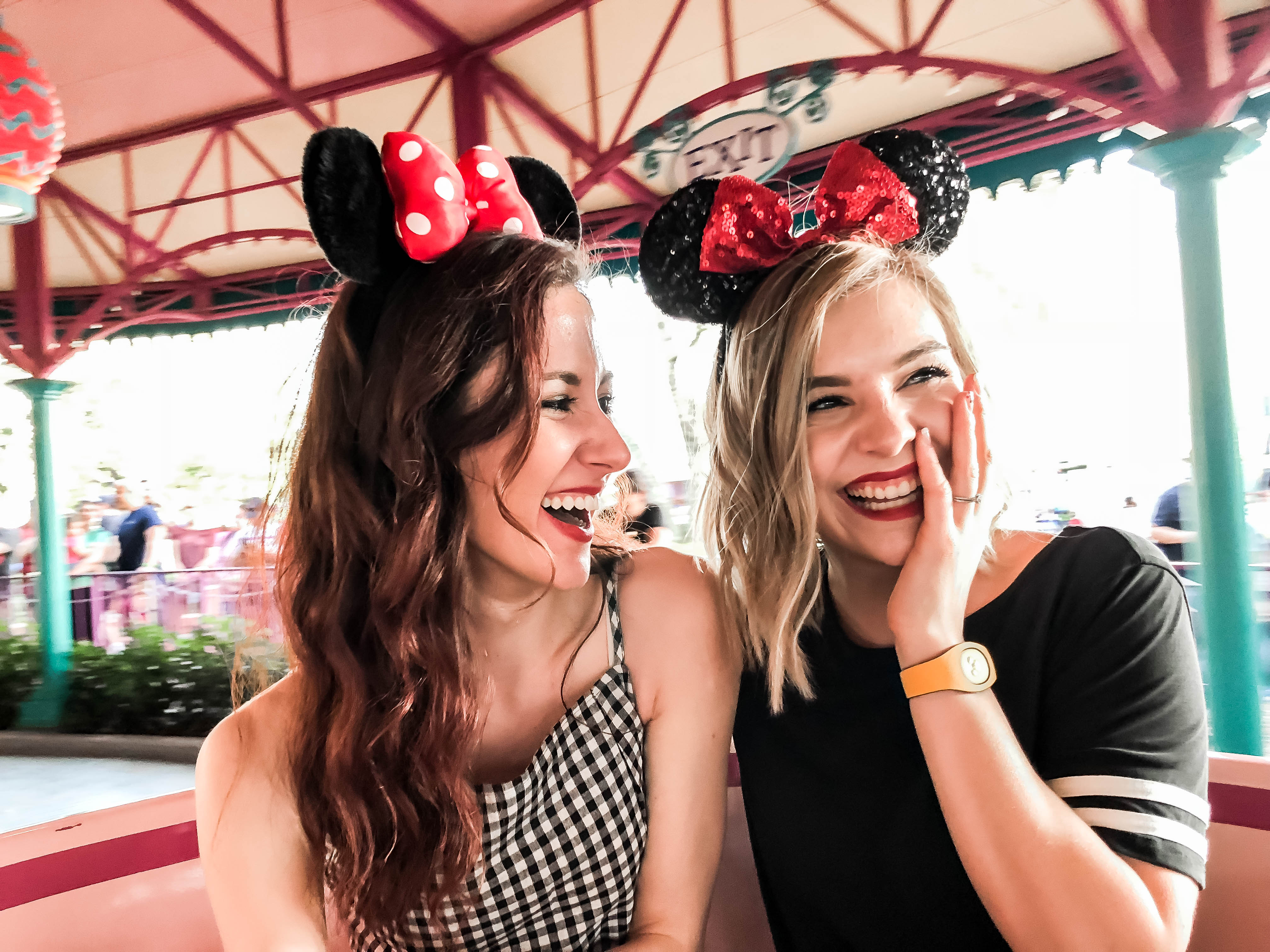 #AdultsAtDisney - Disney World for Adults - What to do, eat, and ride as a grown-up! - 12 Ways to Become a More Outgoing Person by popular Philadelphia lifestyle blogger Coming Up Roses