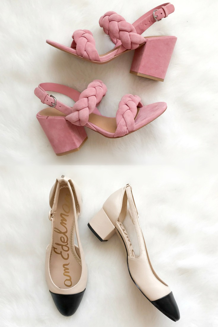 7 Spring Shoes you Need in your Closet by popular Philadelphia style blogger Coming Up Roses