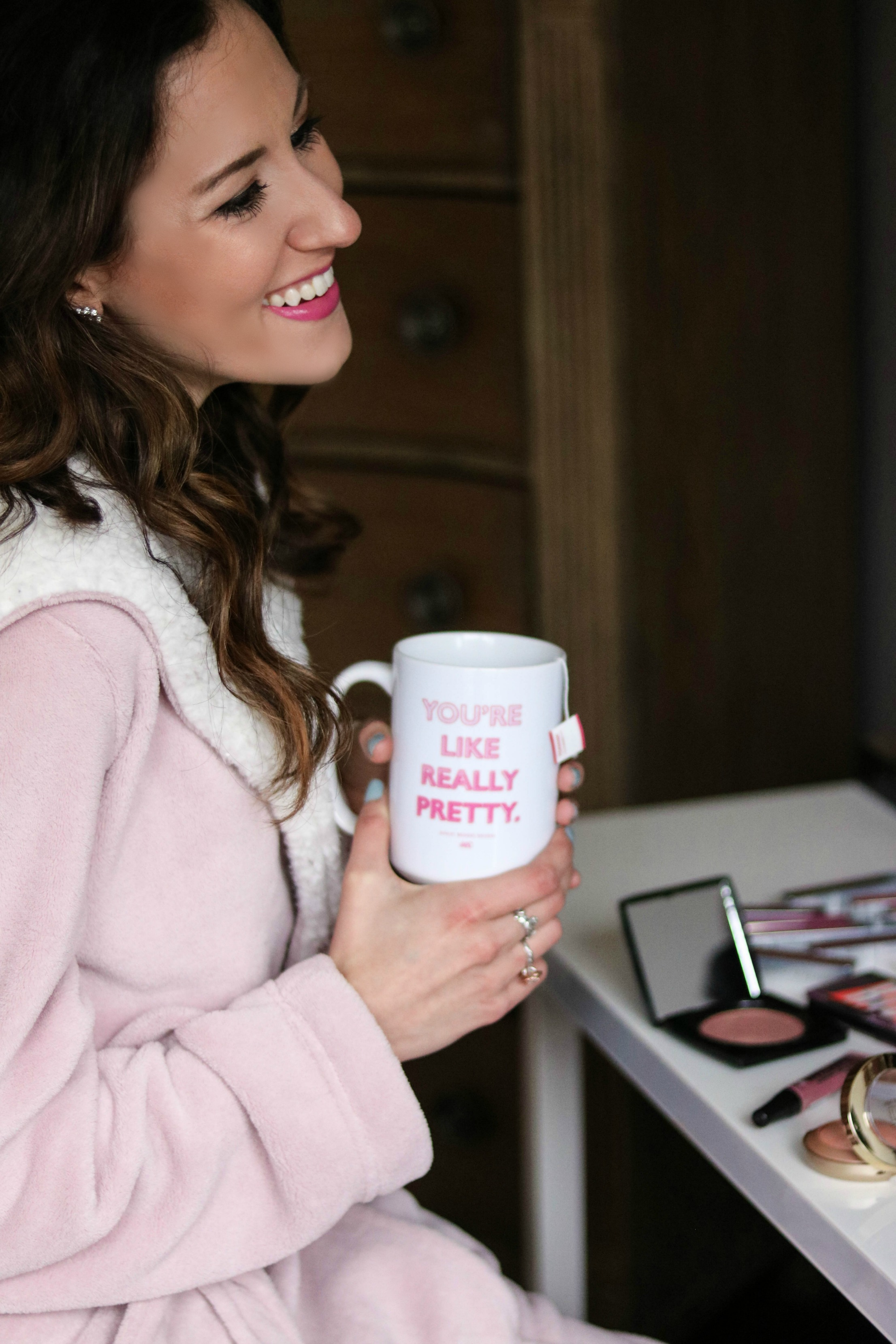 Top 10 Favorite NEW Spring Makeup Products by popular Philadelphia beauty blogger Coming Up Roses