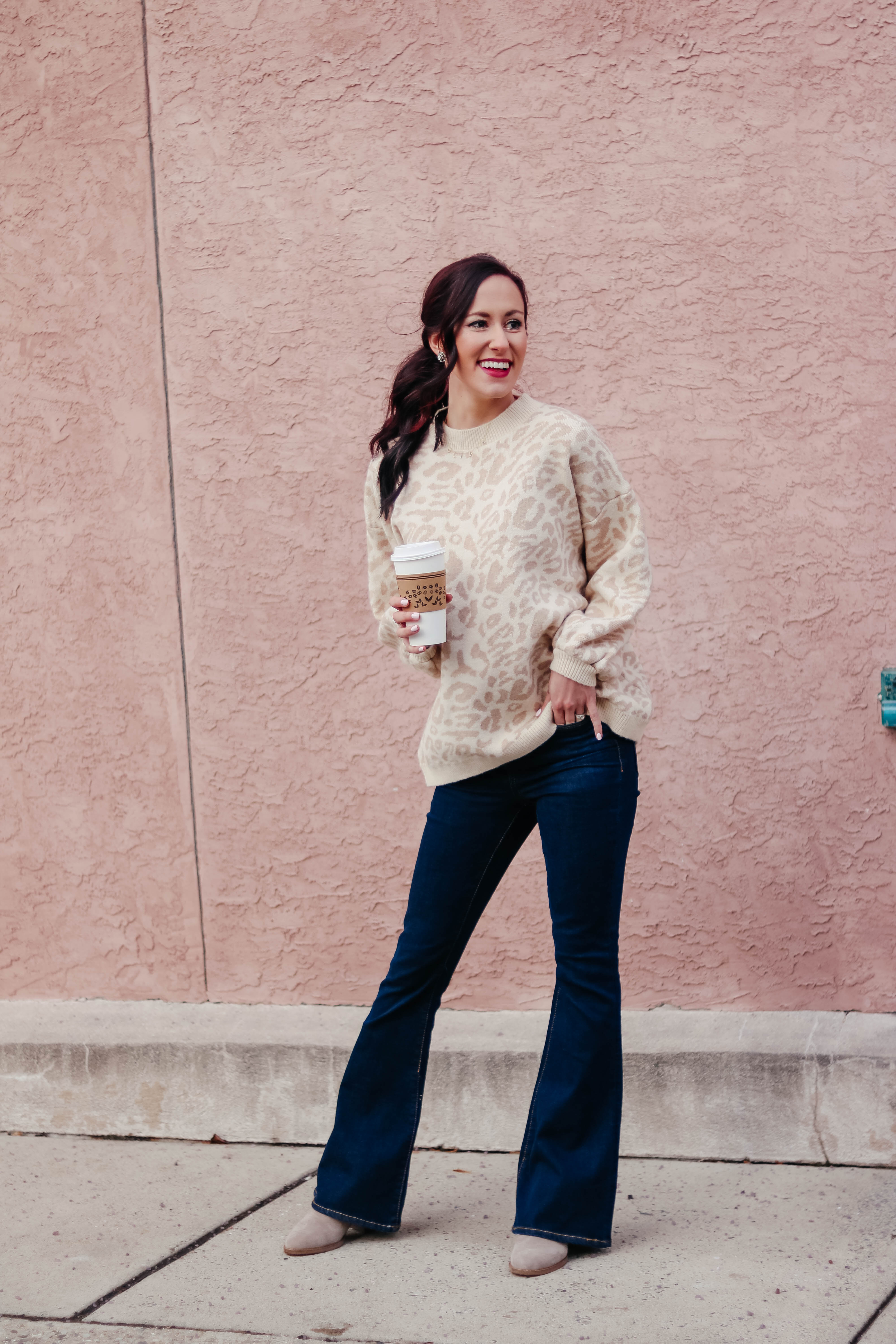 Trend To Try: FLARE JEANS - How to Rock + Shop Flare Jeans for your body type and closet!