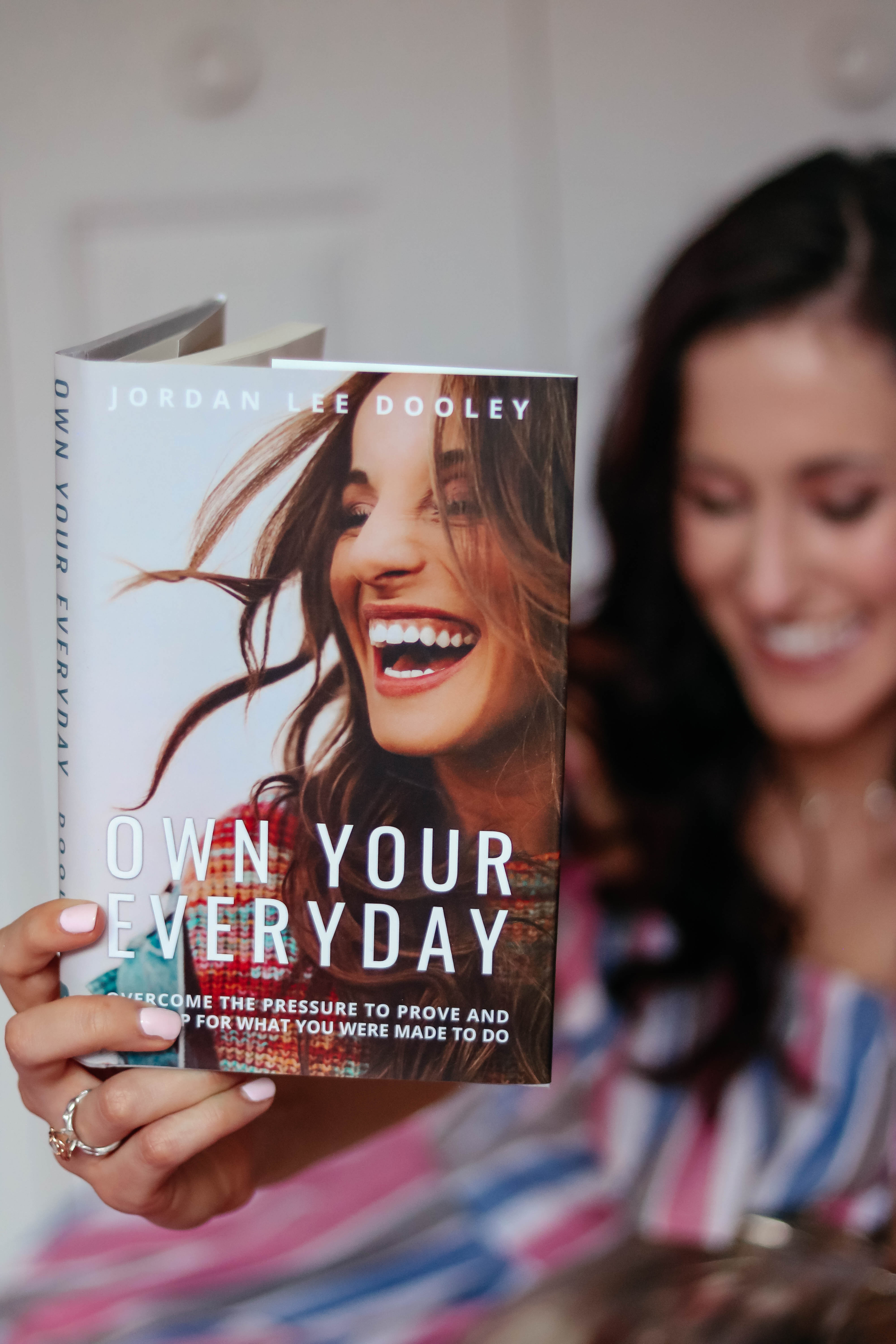"""""""Own Your Everyday"""" book - Cool Sh*t I Lovelovelove - Monthly Favorites on Coming Up Roses"""
