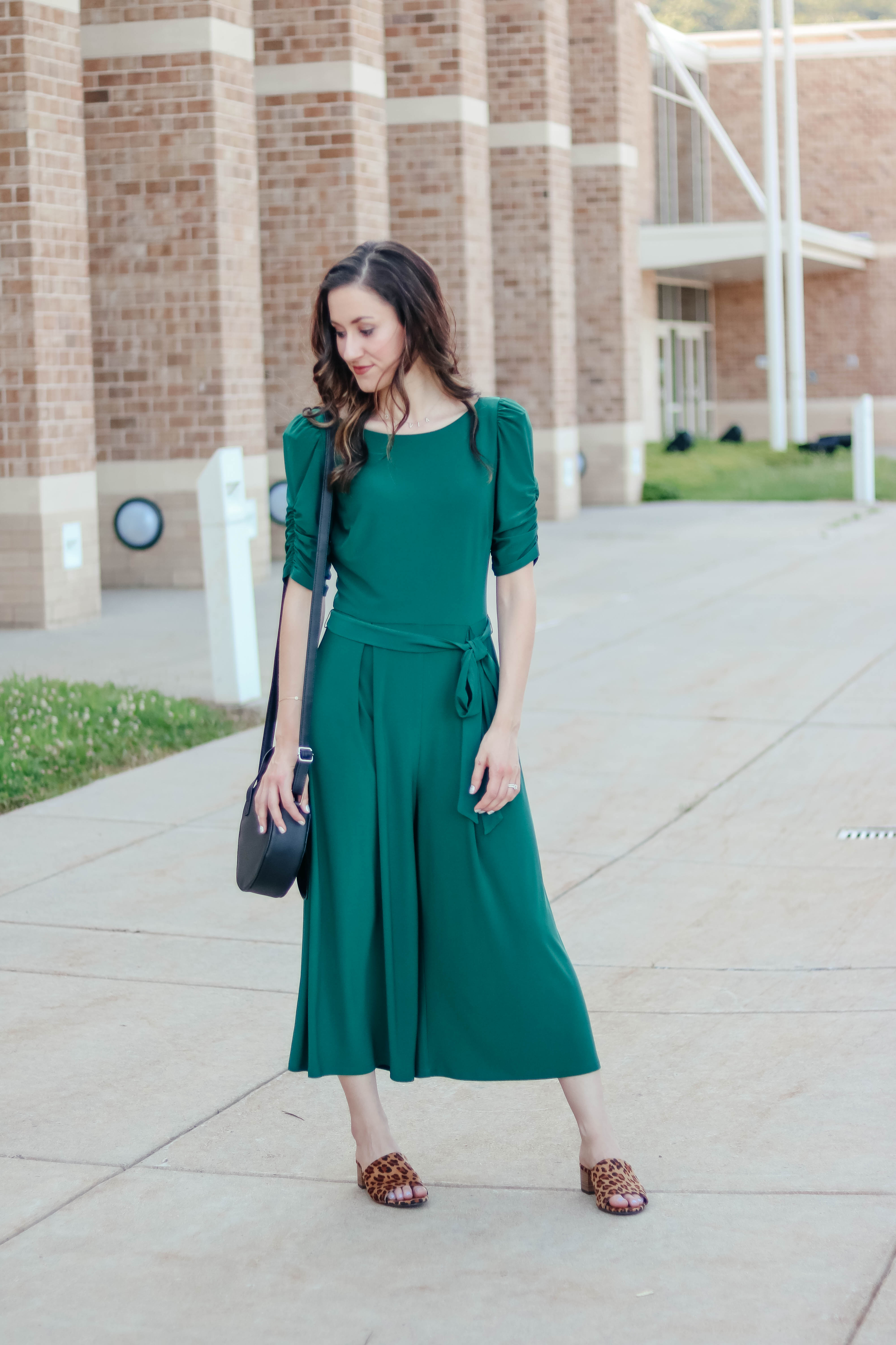 ELIZA J JUMPSUIT - The Best of the NSALE: WORKWEAR (A Week's Worth of Office-Worthy Outfits!) - on Coming Up Roses