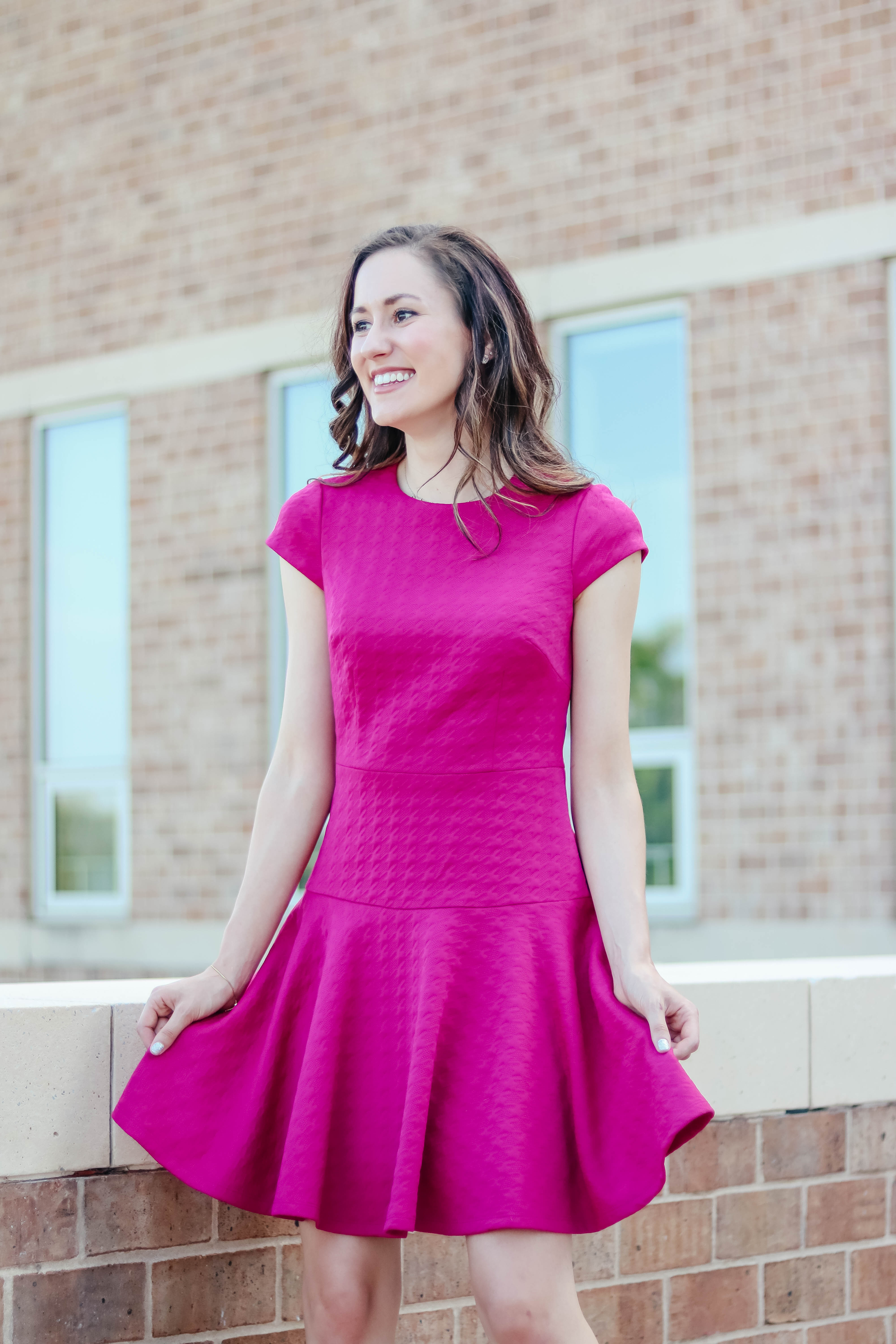 The Best of the NSALE: WORKWEAR (A Week's Worth of Office-Worthy Outfits!) - Eliza J Dress on Coming Up Roses
