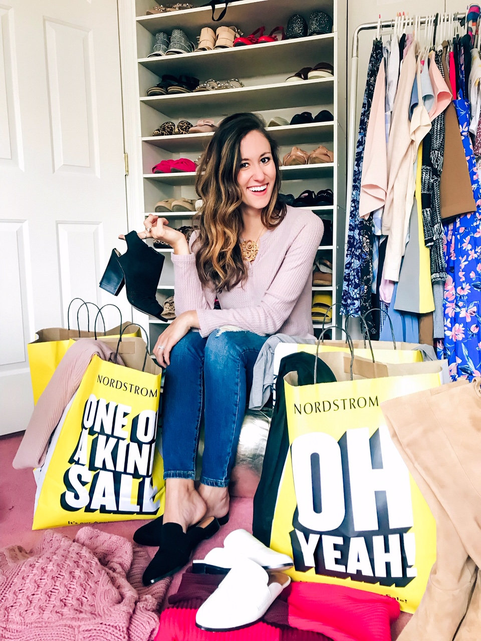 Everything you need to know about the Nordstrom Anniversary Sale - Key dates, How to shop it EARLY, A sneak peek at what will be on sale, + MORE - on Coming Up Roses