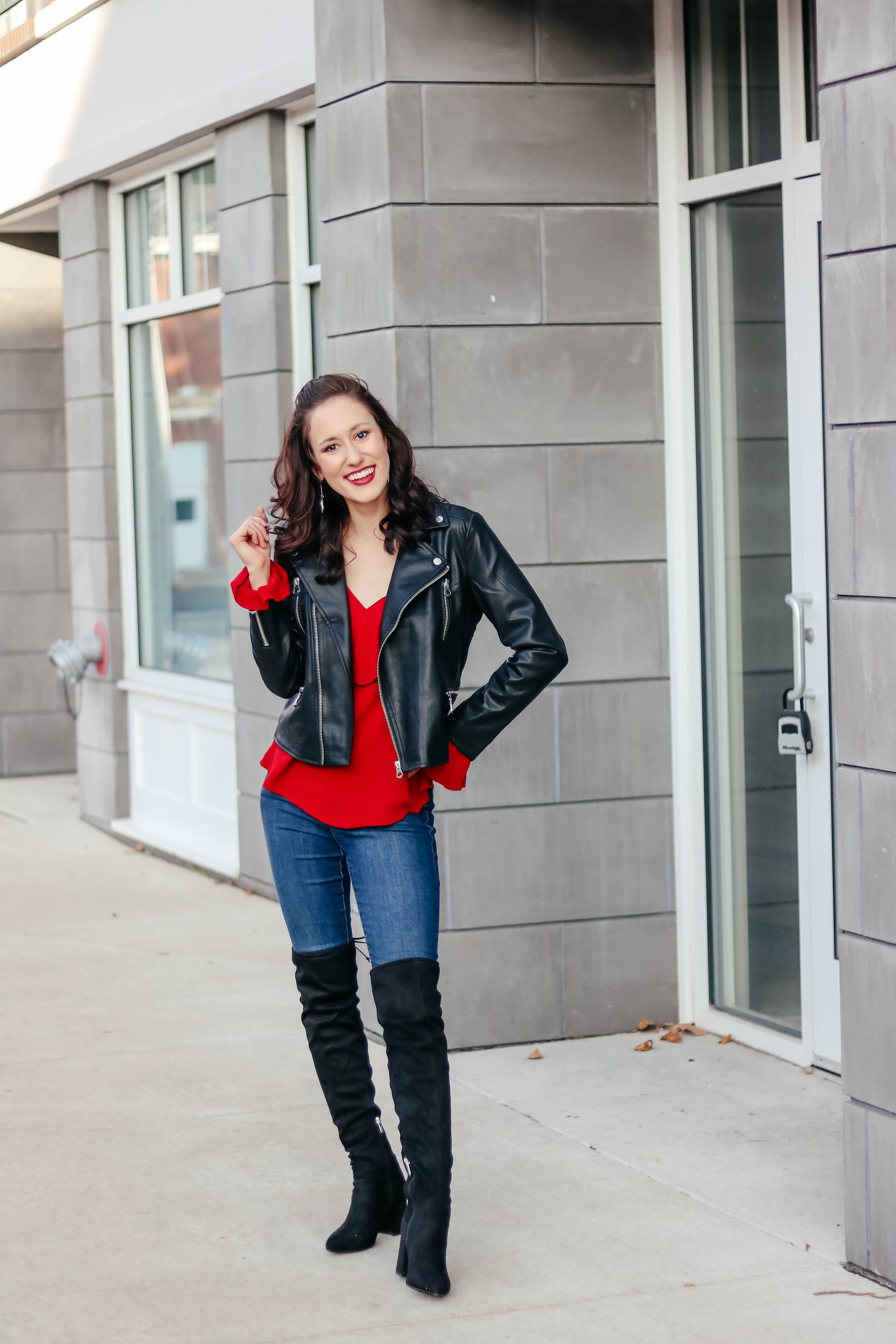 """My Grown-Up """"Going Out"""" Outfit Formula - with Walmart on Coming Up Roses"""