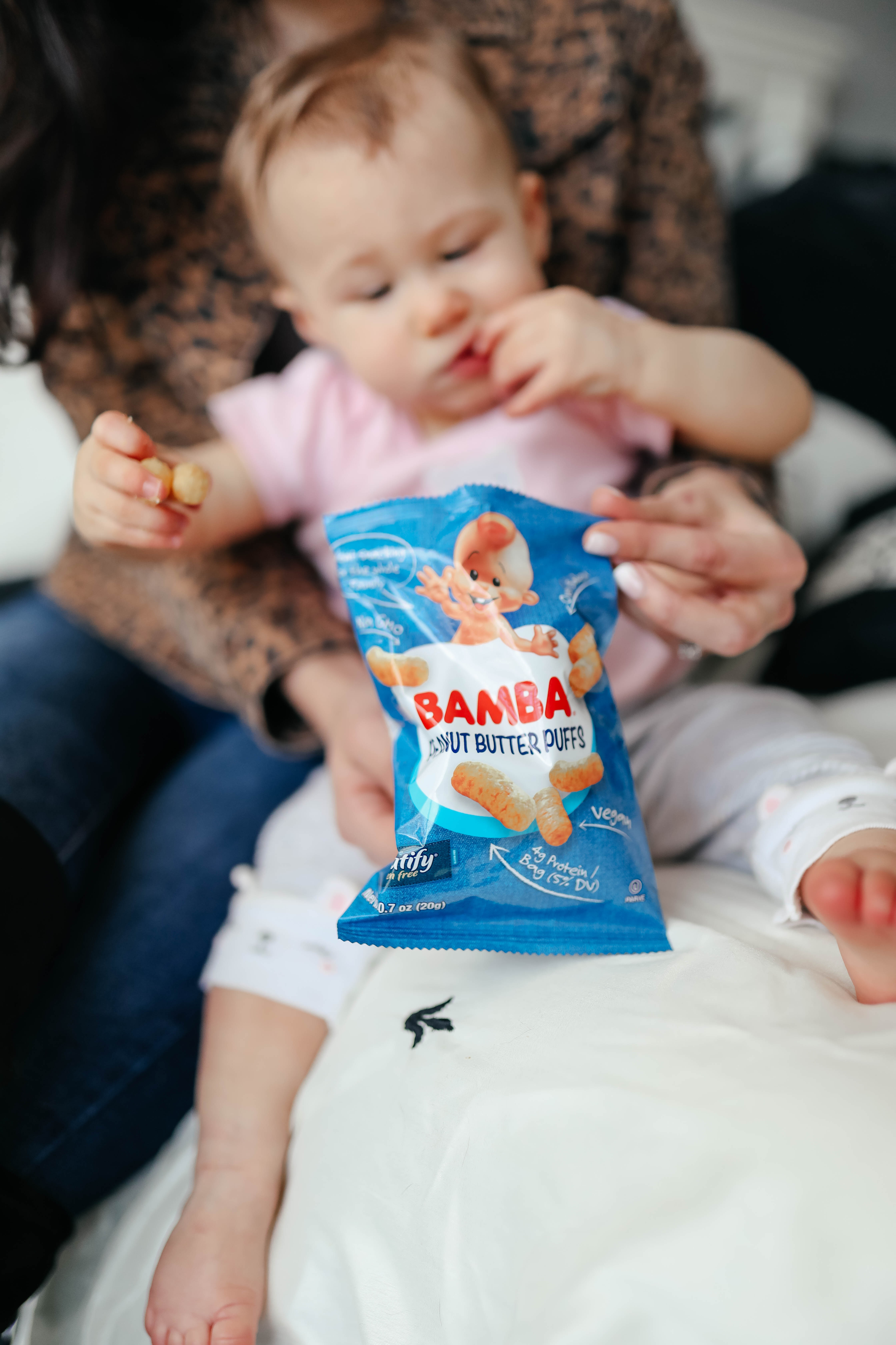 Bamba Peanut Butter Puffs - Cool Sh*t I Lovelovelove, Monthly Favorites on Coming Up Roses