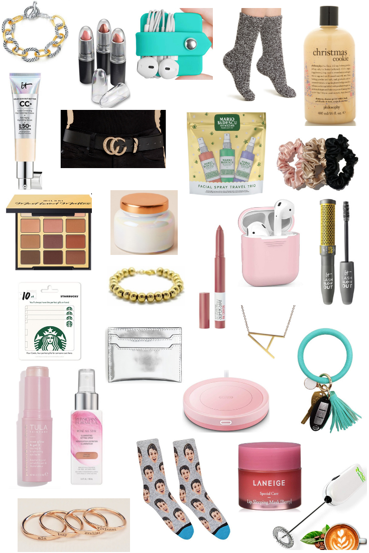 50+ STOCKING STUFFER IDEAS for Her - on Coming Up Roses