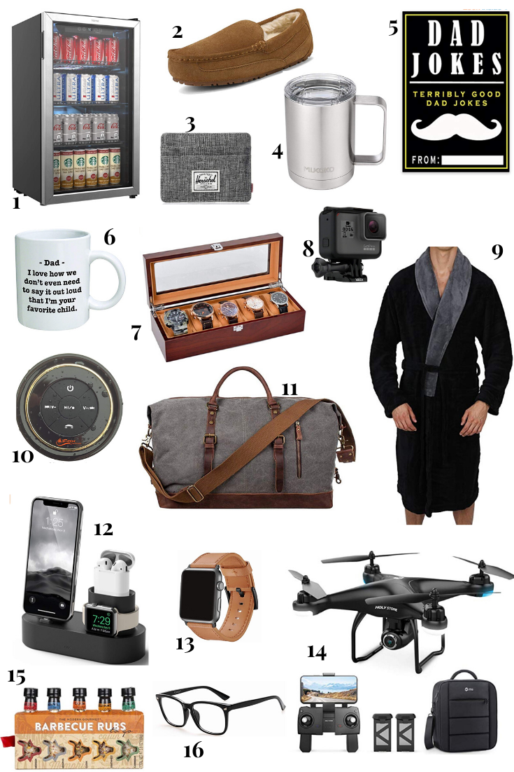 AMAZON GIFT GUIDE for him! - on Coming Up Roses